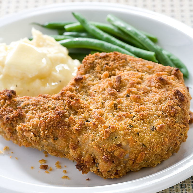 parmesan and sage crusted pork chops parmesan crusted pork chops ...