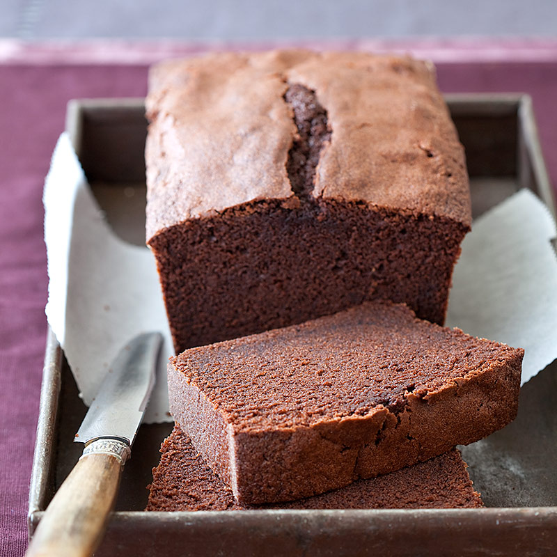 Chocolate Pound Cake Recipe - Cook's Country