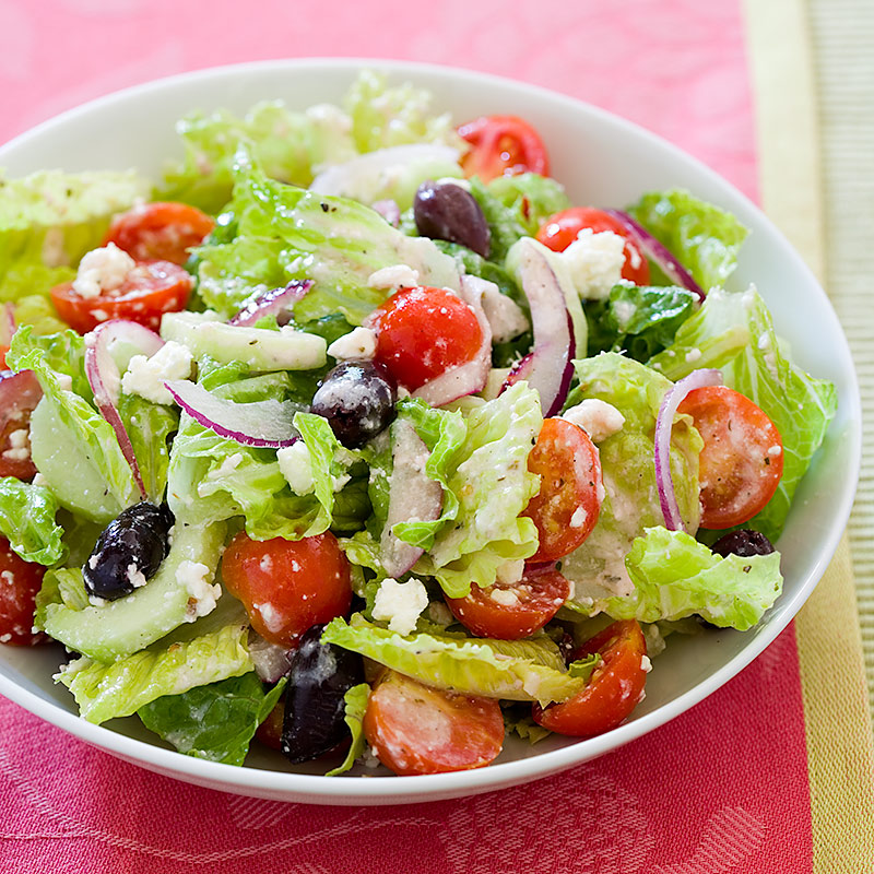 Greek Salad Recipe - Cook's Country