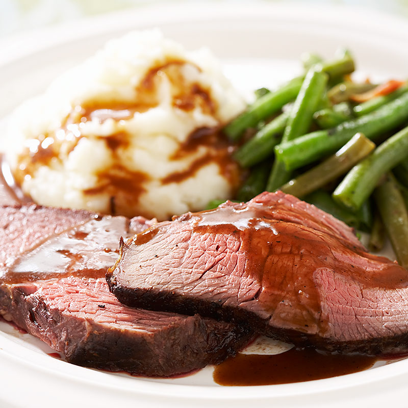 Classic Roast Beef and Gravy Recipe - Cook's Country
